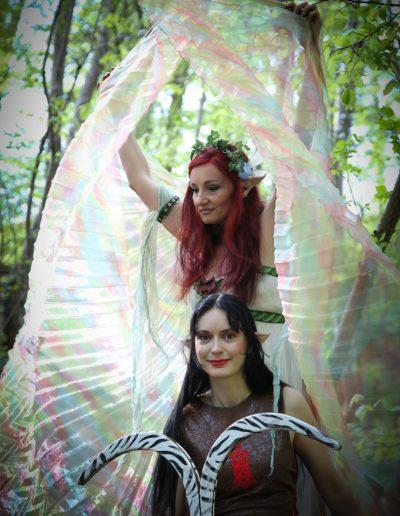 Zauberhafte Elfen